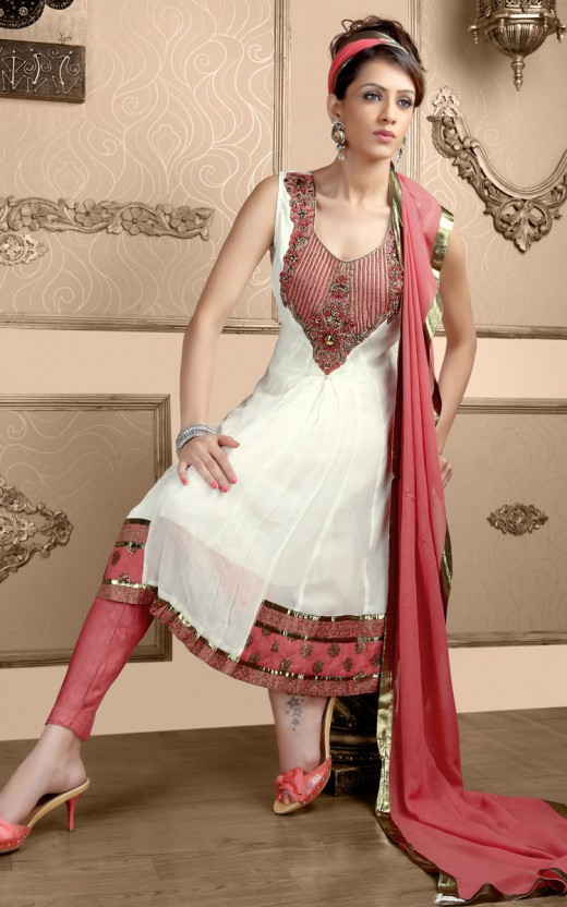 Indian modern dress - Latest New Fashion Salwar Kameez Collection Designs In Pakistan And