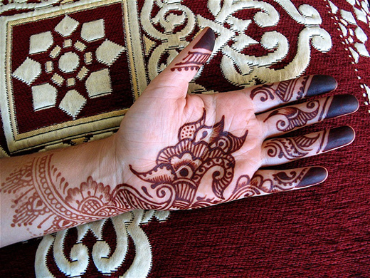 Asian Mehndi Party : Ladies special party mehndi designs sheplanet