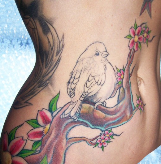 a collection of 25 stomach tattoos you are looking for sheplanet. Black Bedroom Furniture Sets. Home Design Ideas