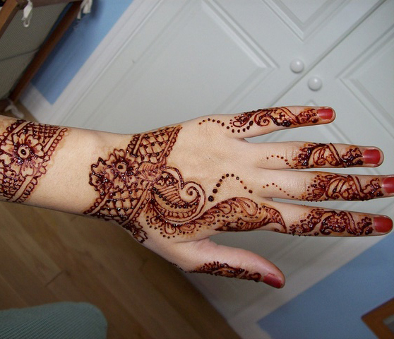 Mehndi Fingers Zara : Finger mehndi design for fashion sheplanet