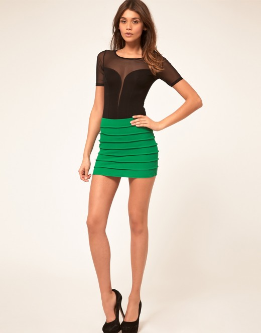25 Massive Collection of Mini Skirts Designs for Girls - ShePlanet