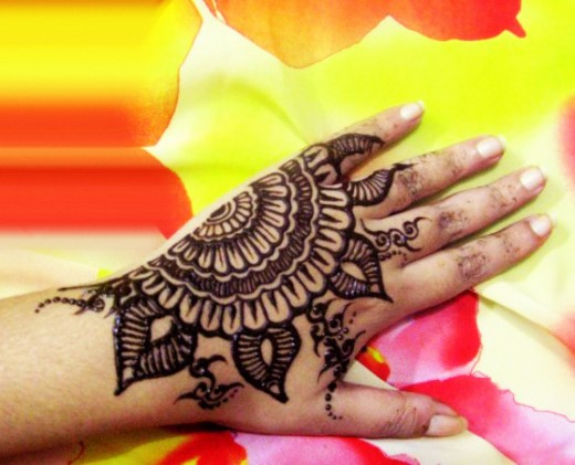 Mehndi For Party : 35 ladies special party mehndi designs sheplanet