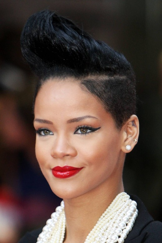 Incredible The Psychology Of Celebrity Hairstyles Short Hairstyles For Black Women Fulllsitofus