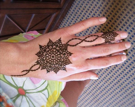 Classic Short Mehndi Designs For Your Choice Sheplanet