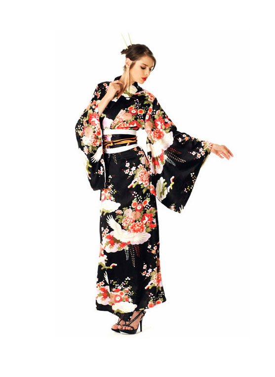 Japanese Traditional Kimono Dresses Designs Collection | ShePlanet