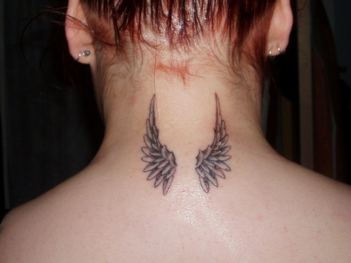 25 Awesome Angel Wings Tattoo Designs For Your Inspiration Sheplanet