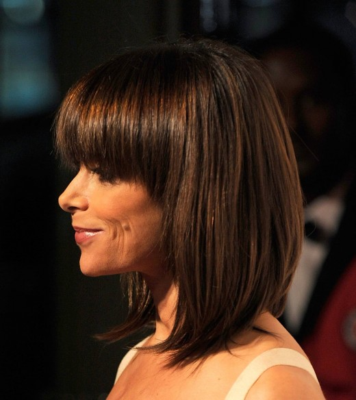 Remarkable Long Bob with Fringe Bangs Hairstyle 520 x 584 · 60 kB · jpeg