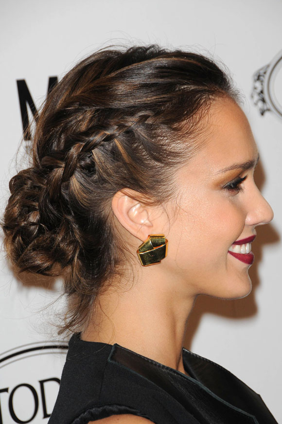 15 Stunning Braided Bun Hairstyles That Will Make You Look