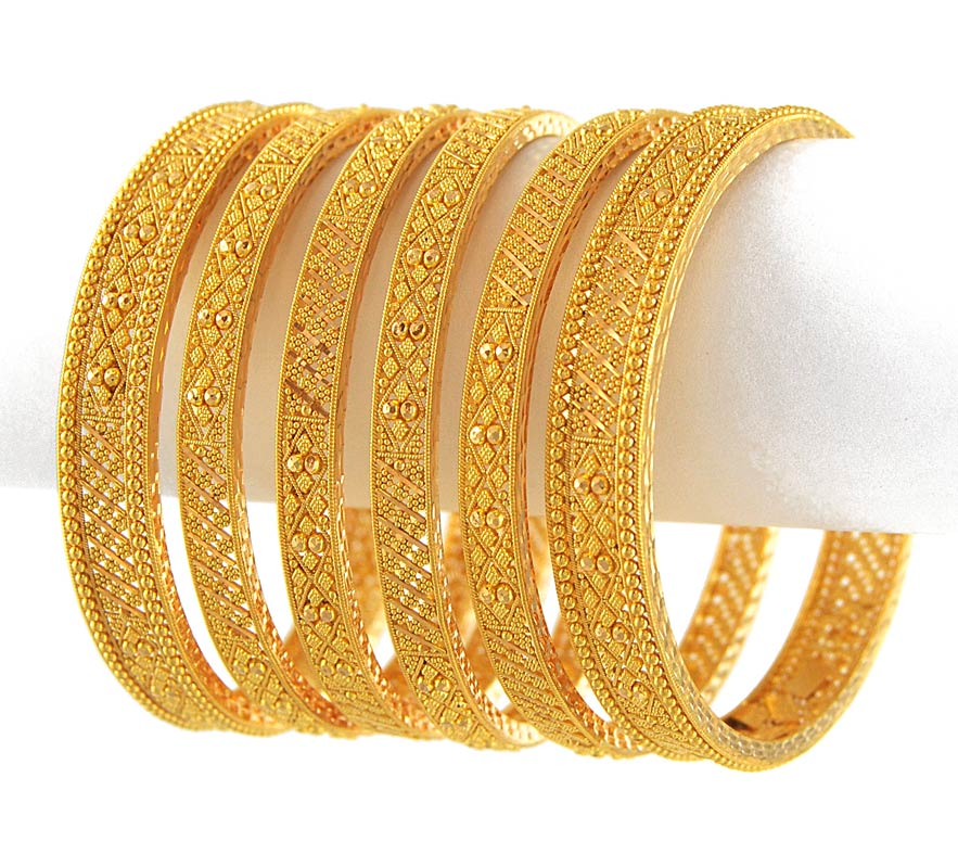 Gold Bangle Designs Sheplanet
