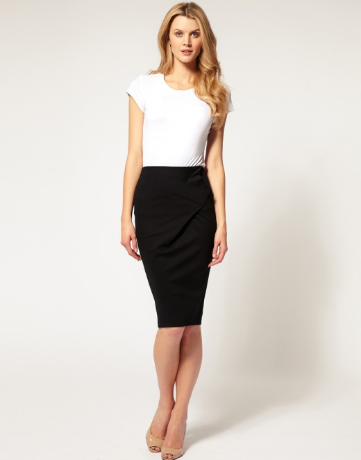 20 cool pencil skirt to make you stand out sheplanet