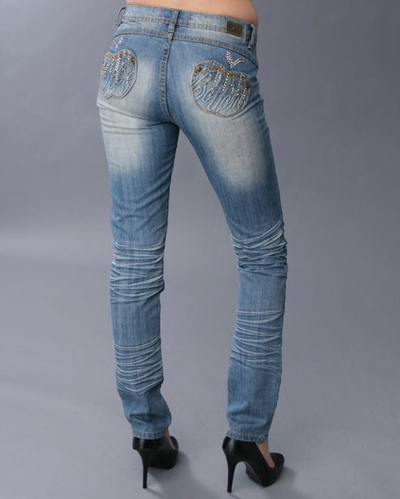Stylish apple bottom jeans designs | ShePlanet