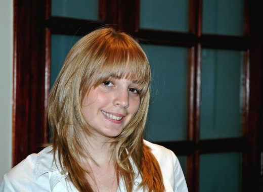 Teen Girls Cool Bangs Hairstyles for 2012