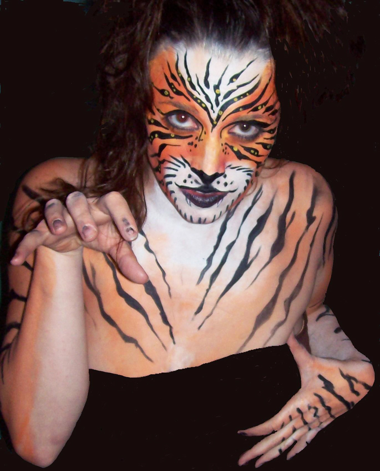 Various Tattoo Designs For Your Body: 30 Most Powerful Tiger Tattoo Designs Ideas