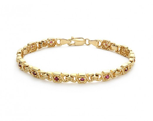 2012 Latest Gold Bracelet Design