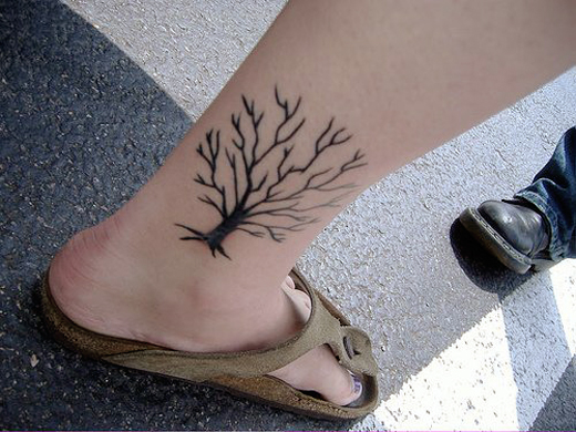 25 free ankle tattoo designs for women sheplanet