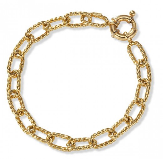 Gold Bracelet Latest Collection