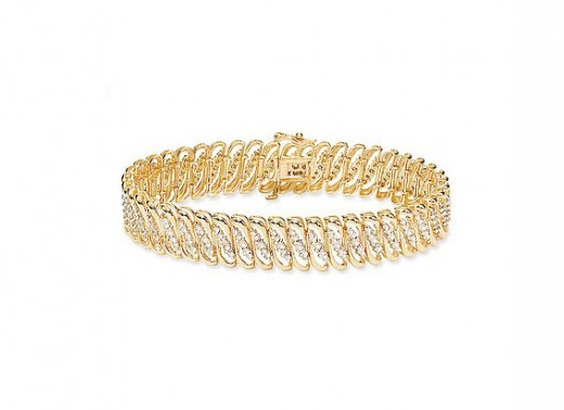 Gold Bracelet Latest Design