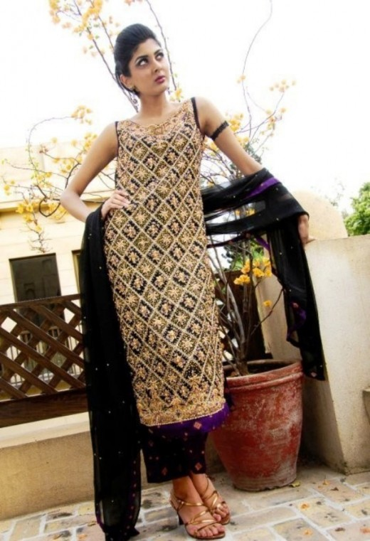Heavy Formal Dress Collection 2012
