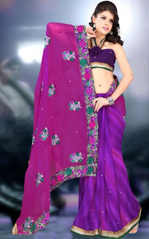 Latest Party Saree Collection