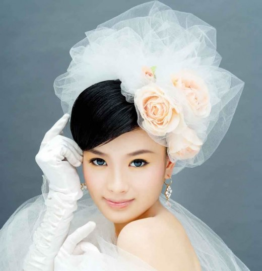 Asian Wedding Hairstyle: Really Cute Japanese Hairstyles Are Always Beautiful And