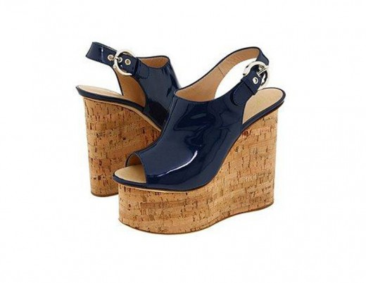 Platform Sandal for College Girls