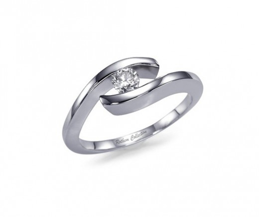 White Gold Ring Design