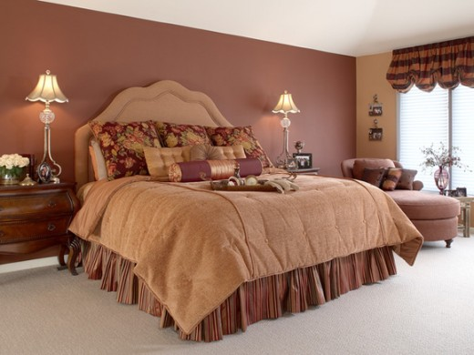 20 unique bedroom decorating ideas that will inspire you for Extravagant bedroom designs