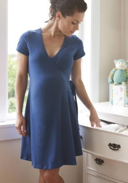 Maternity Sleeping Latest Dress Collection