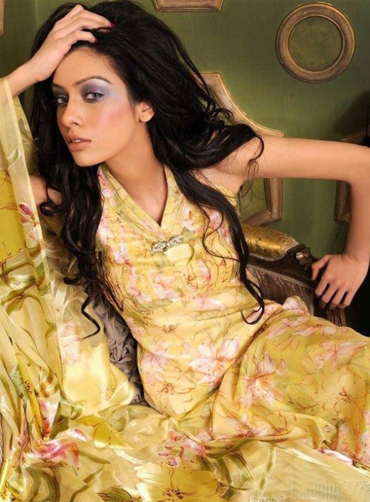 Gul Ahmed Summer Lawn Complete Collection of 2012 | ShePlanet