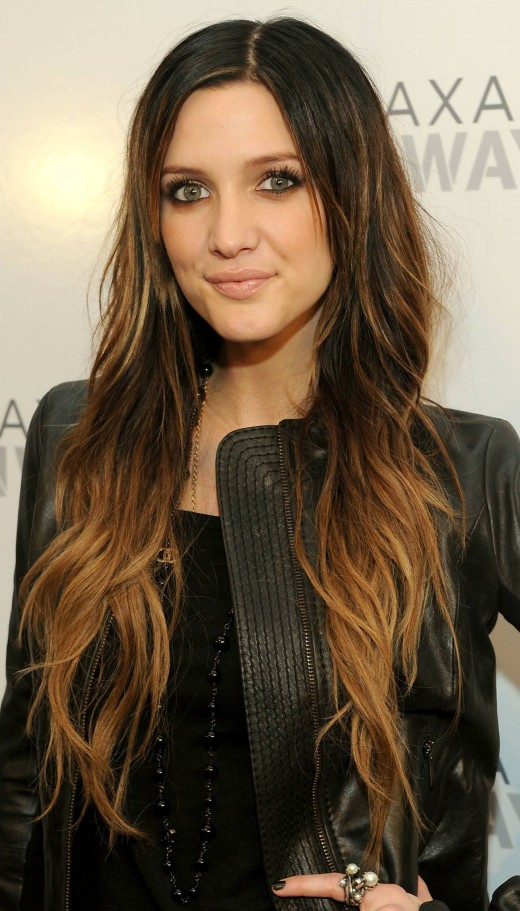 12. Best Ombre Long Hairstyles for 2012