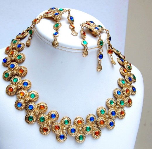 stylish colorful necklaces for sheplanet