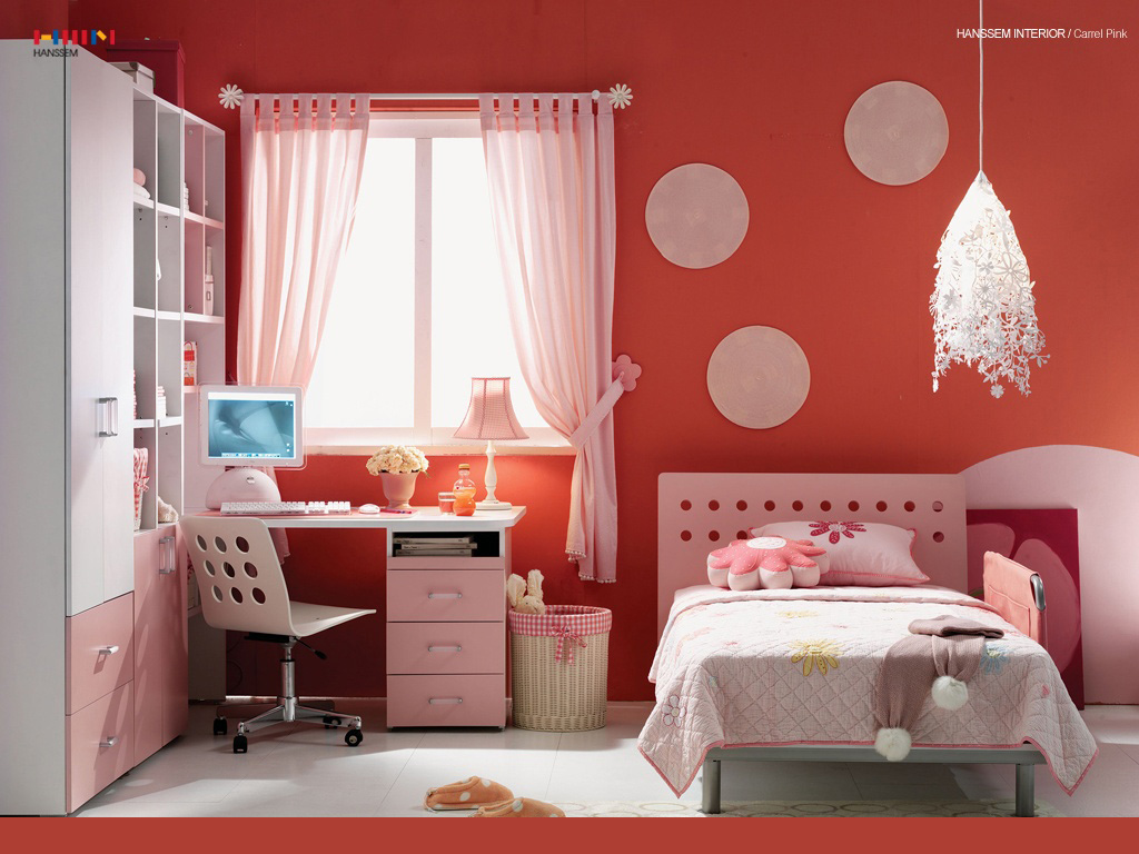 Cool kids bedroom design idea sheplanet for Cool bedroom ideas