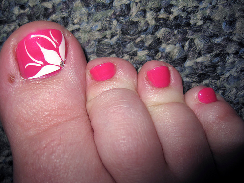 Fabulous Pedicure Toe Nail Art Designs 500 x 375 · 125 kB · jpeg