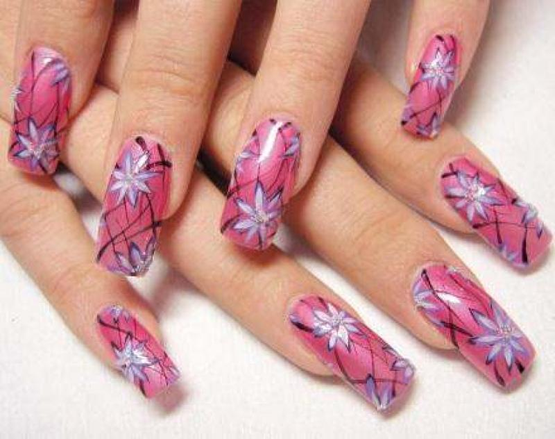 Nail Art Designs Cool Nail Designs