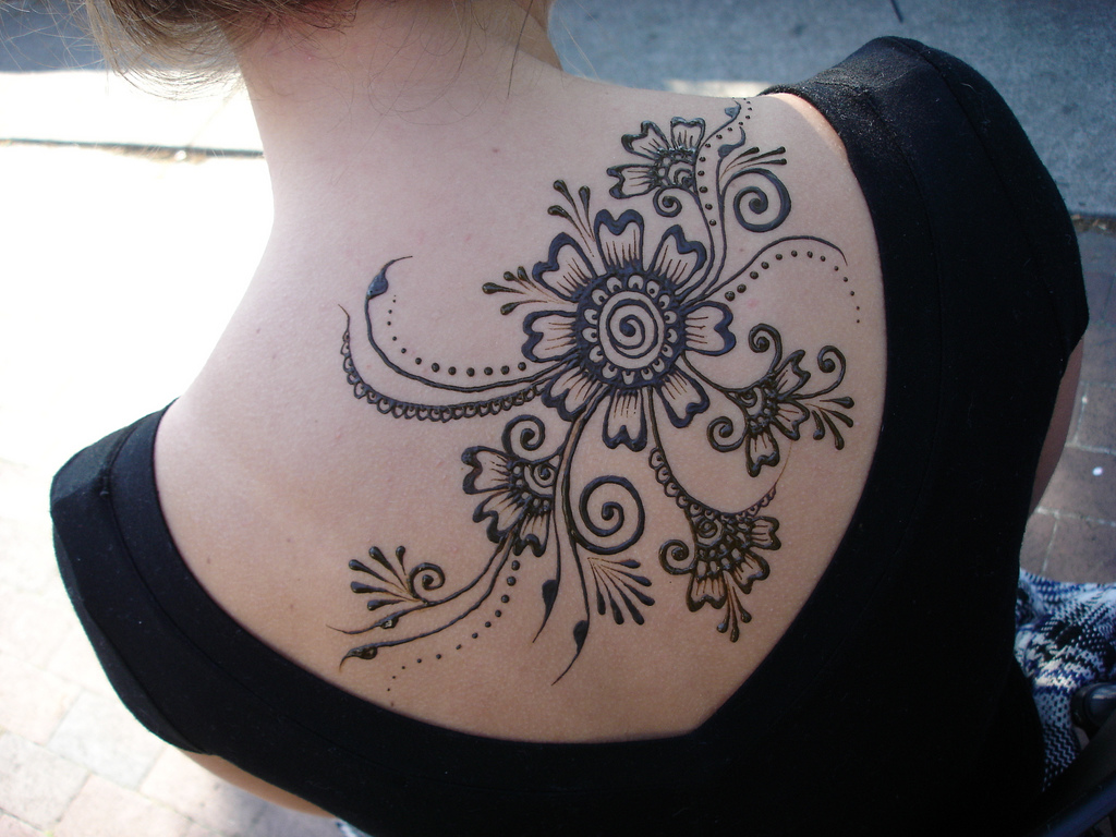 All In One Amazing Collection Back Henna Designs