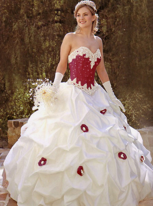Cool Bridal Ball Gowns Dresses for 2012 - ShePlanet