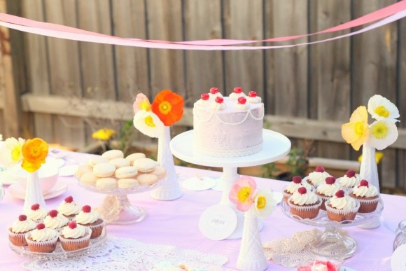 Best Tea Party Bridal Shower Ideas: Awesome Summer Bridal Shower Ideas