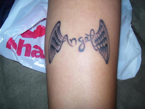 Small Angel Wing Tattoos Women Sheplanet