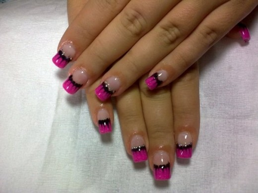 Nail Art for Teens http://www.sheplanet.com/inspiration/nail-painting-ideas/