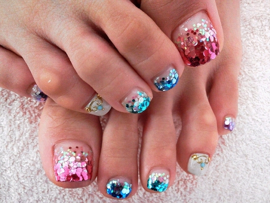 Magnificent Nail Painting Ideas 2012-13 | ShePlanet