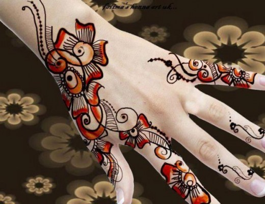 hand mehndi designs 2013 for new year