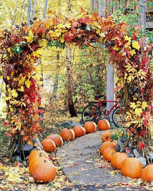 Autumn Yard Decorations: A Fresh List Of 15 Yard Decorations Ideas