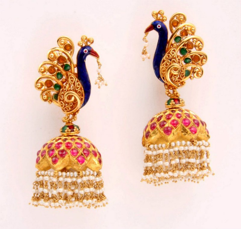 20 stylish and latest earrings designs 2014 sheplanet Design and style fashion jewelry