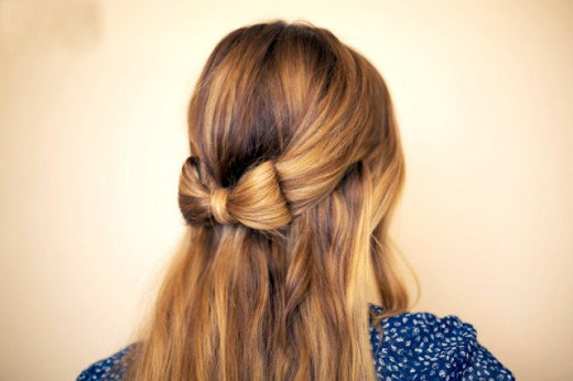 Top 10 Fantastic Hair Bow Hairstyles For 2015