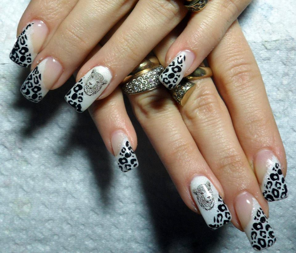 Art Designs: 15 Awe-Inspiring Animal Themed Nail Designs