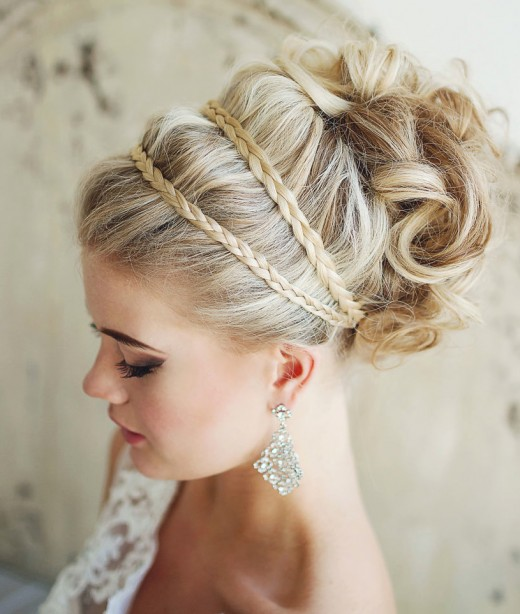 Awesome Wedding Haircuts for Brides 2016