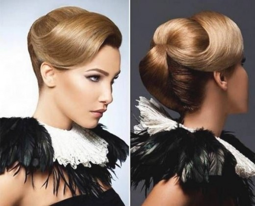 Girls Wedding Hair Trend for Party