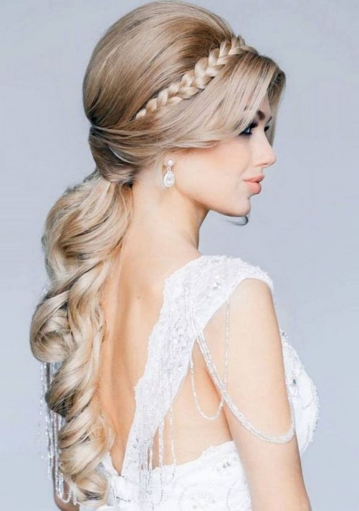 Good Beach Long Hair Styles for Wedding
