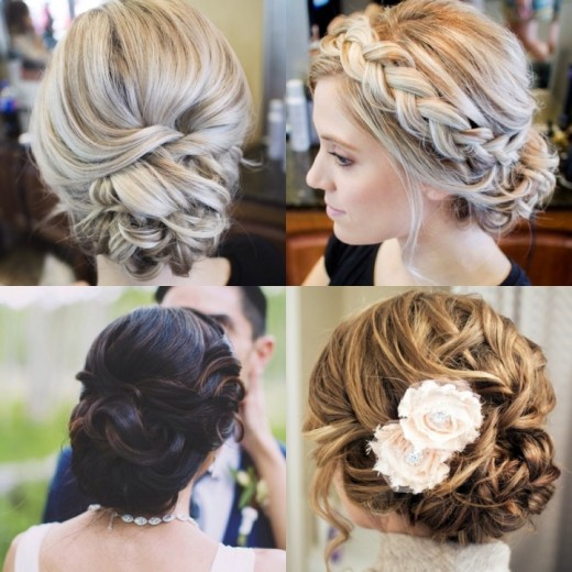 Trendy Wedding Hairstyles for Brides 2016