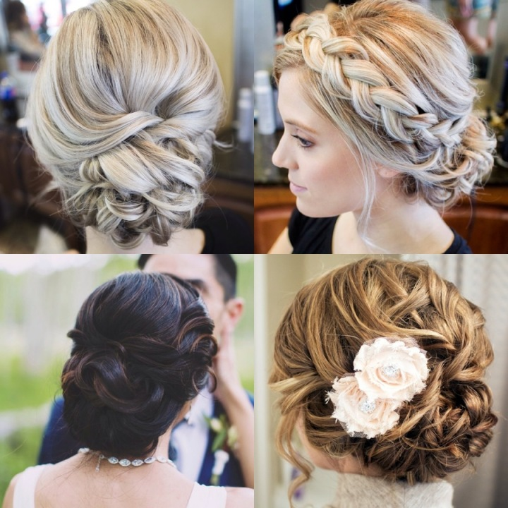 Bridal Hairstyles 2016: 20 Best Wedding Hairstyles 2016